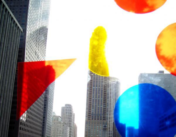 ARRIVEE DES COULEURS - Chicago 2012