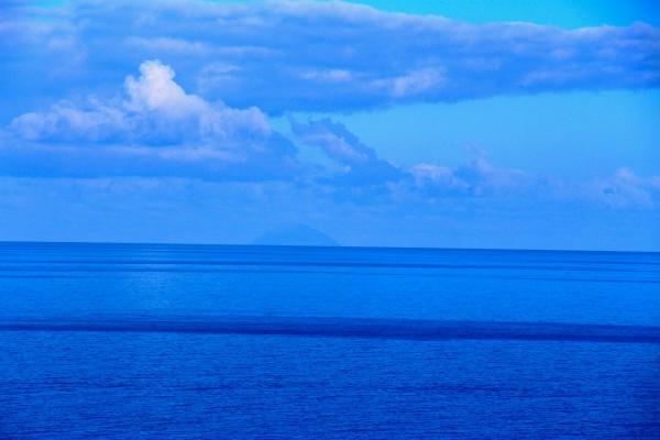 Bleu stromboli - Sicile 2013