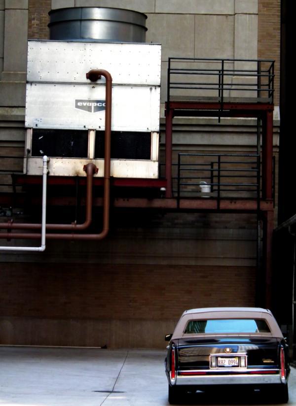 MECANIQUES - Chicago 2012