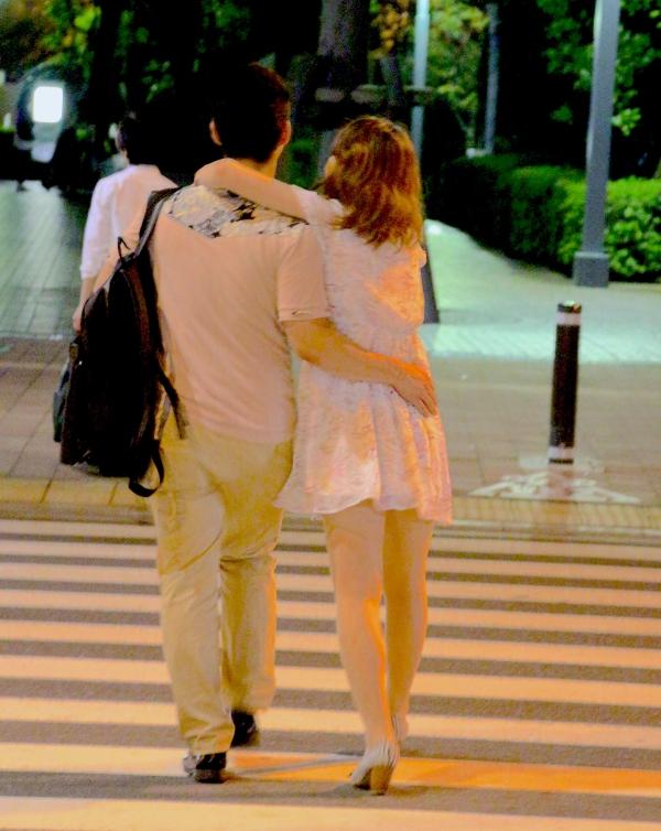 Les bras - Tokyo 2013