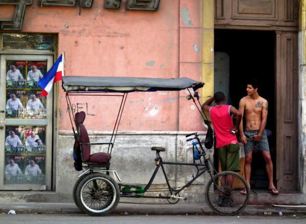 MIS COJONES ! - Cuba 2012