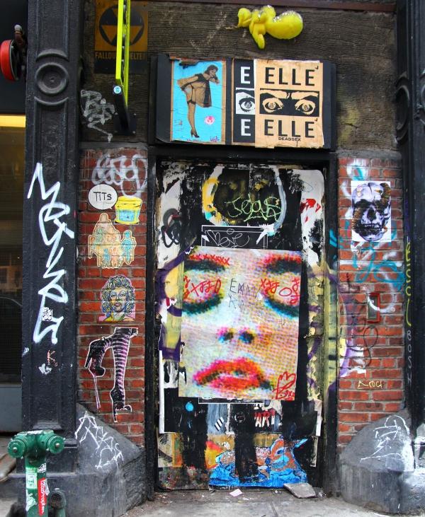 Rue des preuves - NYC 20014