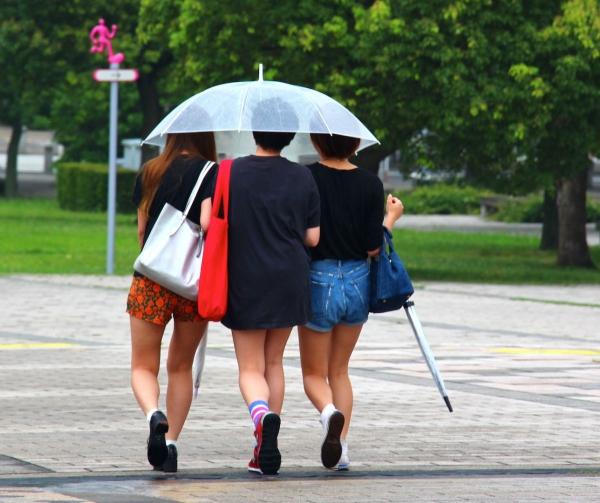 Un petit coin de parapluie - Tokyo 2013