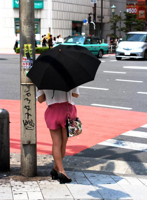 UN P'TIT COIN DE PARAPLUIE - Tokyo 2013