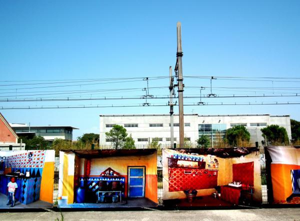 Nomades - Arles 2012