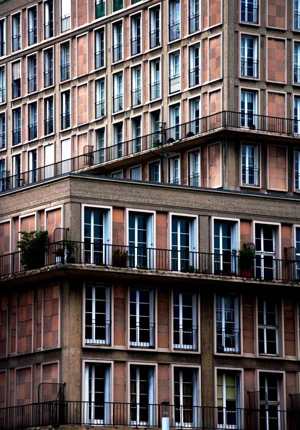 Vivre entre les lignes - Le Havre 2013