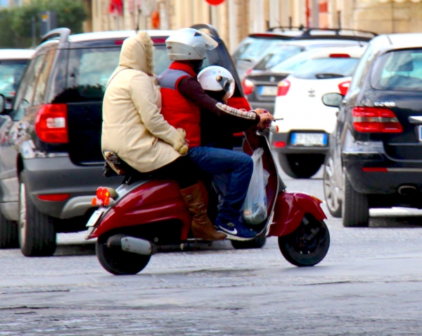 Sainte famille - Sicile 2013