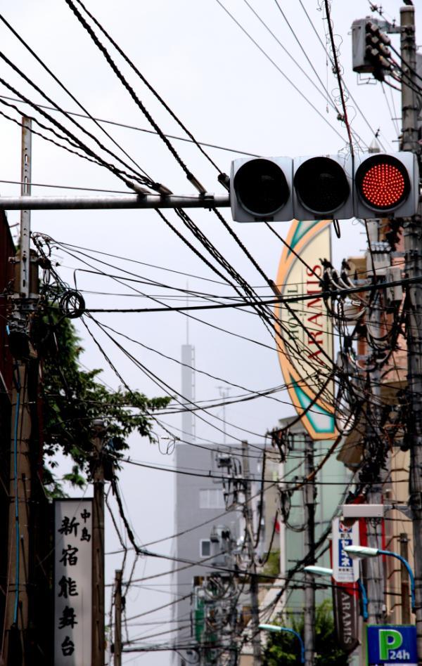 SURTOUT, NE PAS PETER UN CABLE - Tokyo 2013