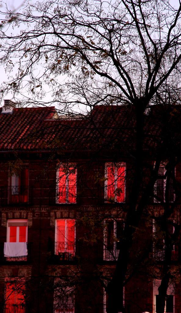 L'EMPIRE DES LUMIERES - Madrid 2013