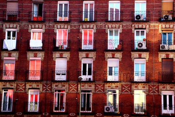 DEHORS DEDANS - Madrid 2013