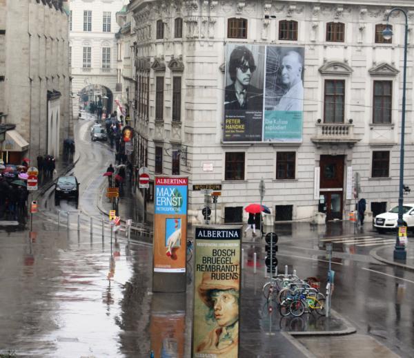 En attendant le printemps - Vienne 2013