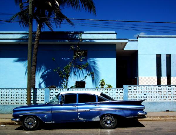 Sol azul - Cuba 2012