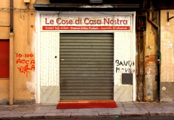 Cosa Nostra - Sicile 2013