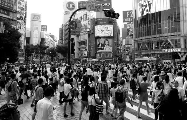 CROISEMENTS SINGULIERS - Tokyo 2013