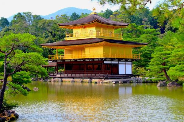Le pavillon dort - Japon 2013