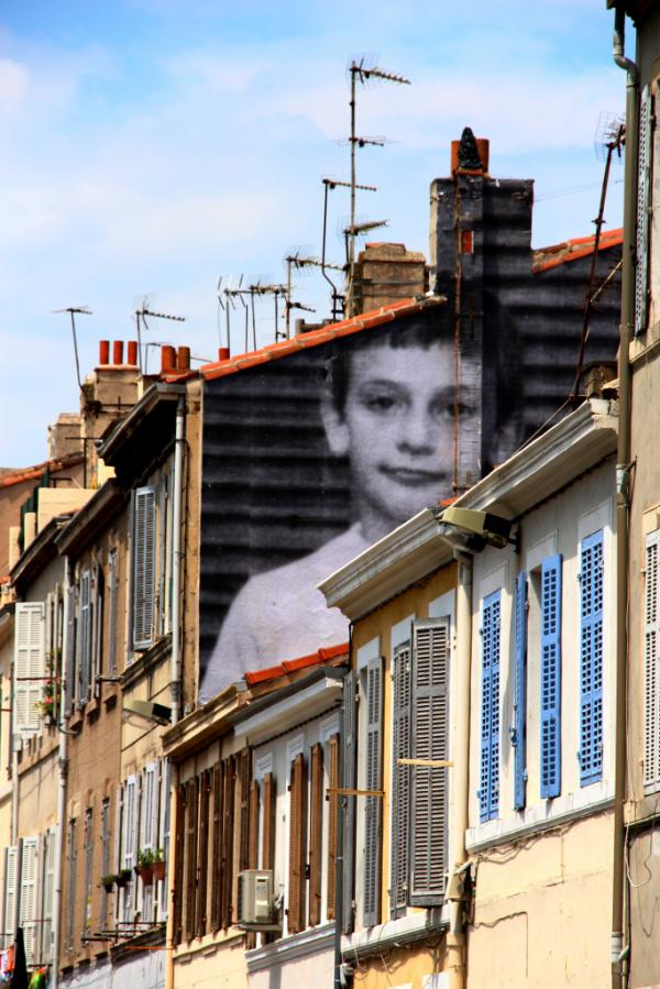 Passé par ici - Marseille 2013