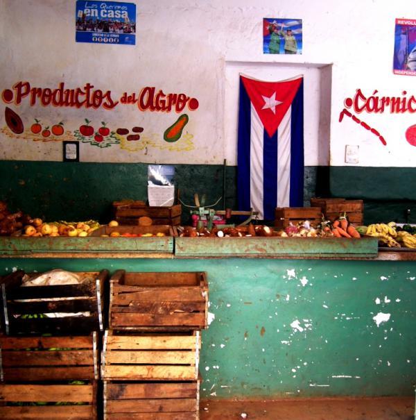 LA TIENDA - Cuba 2012