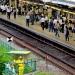 Le gardien garde la gare - Tokyo 2013