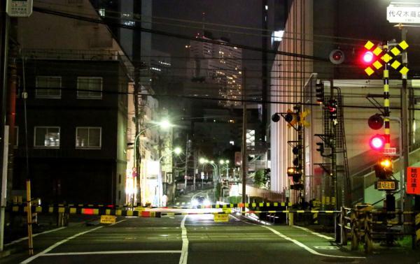 LE RETOUR DU TRAVAIL - Tokyo 2013