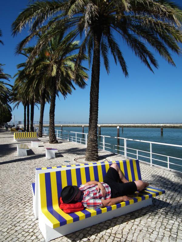 Photo de rêve - Lisbonne 2010