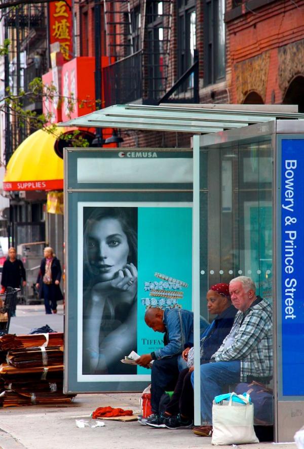A l'est - NYC 2014