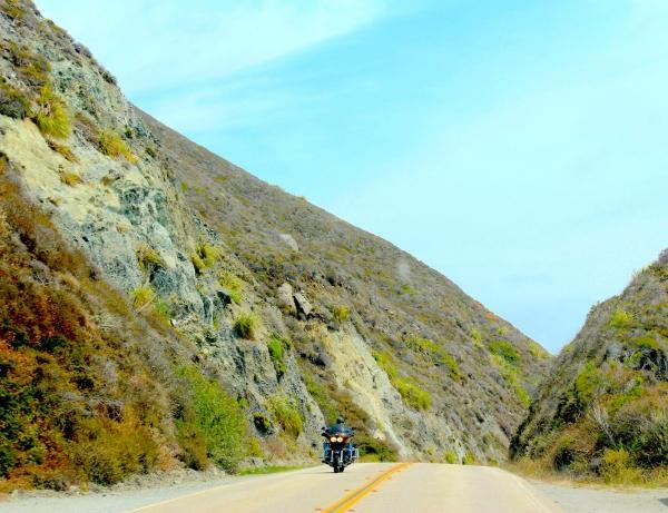 Easy motard - Californie 2014