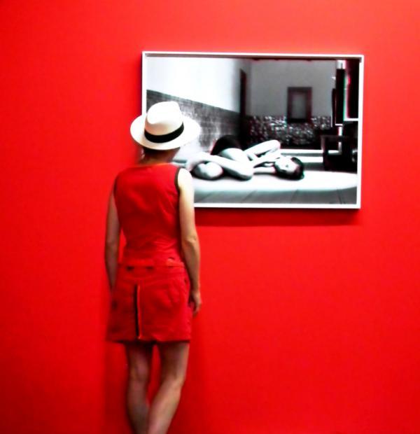 Rouge désir - Arles 2012