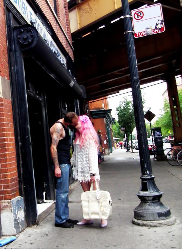 COUPLE 1 - Chicago 2012