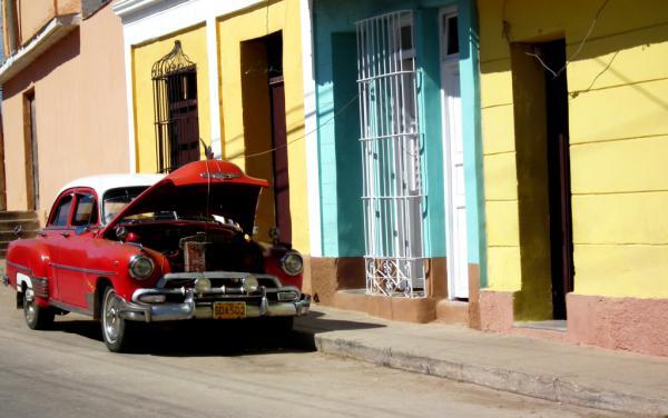 Un dia como los otros - Cuba 2012
