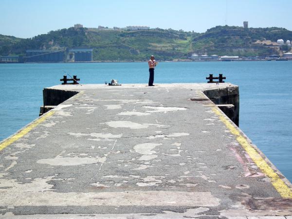 Pluriactif portuaire - Lisbonne 2010