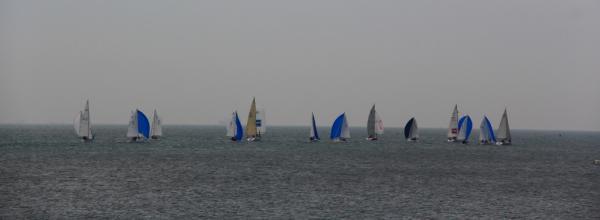 Horizon voilé - Le Havre 2013