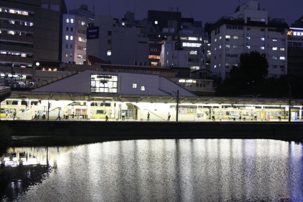 Les lucioles - Tokyo 2013