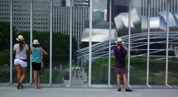 CHAPEAUX - Chicago 2012