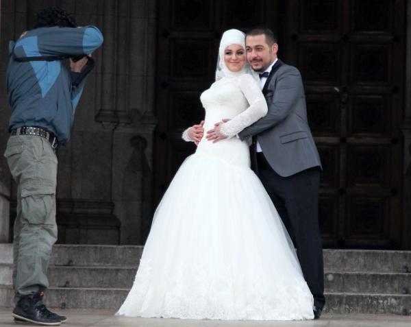 Les mariés sans cheveux - Vienne 2013