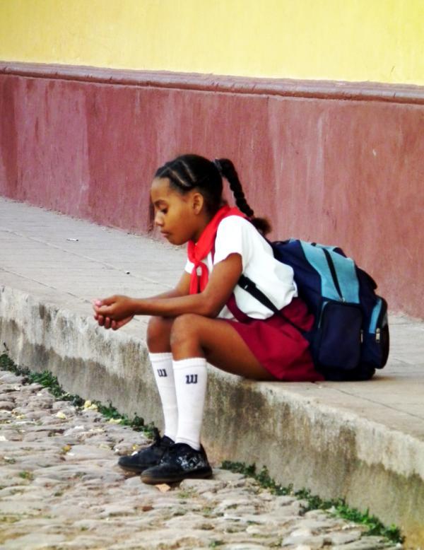 El peso del saber - Cuba 2012