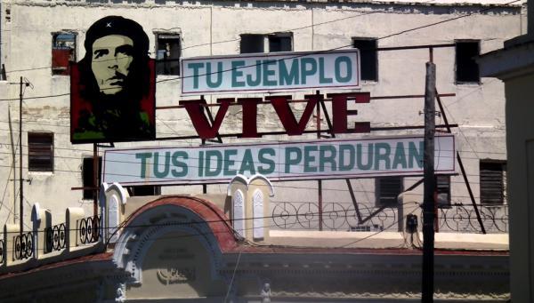 Le mort-vivant - Cuba 2012