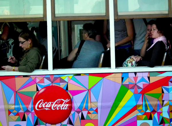 Des couleurs gaies - Lisbonne 2010