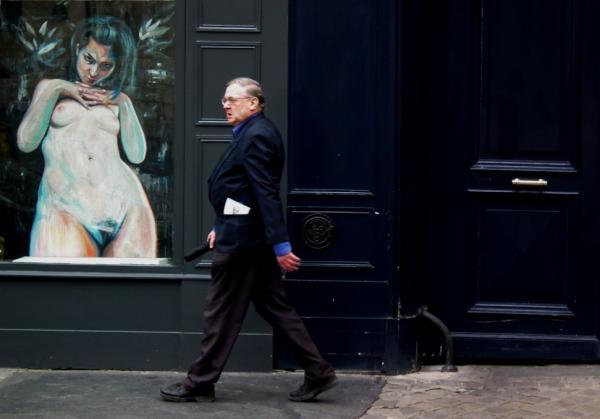 A LA CROISEE - Paris 2012