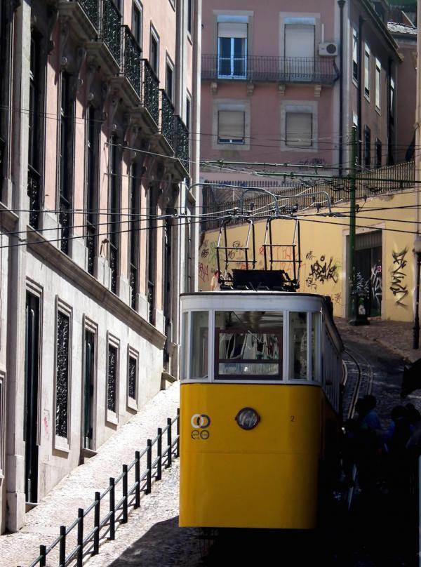 Un bon cliché - Lisbonne 2010