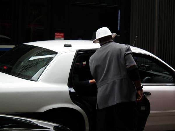 Noir et blanc - Chicago 2012