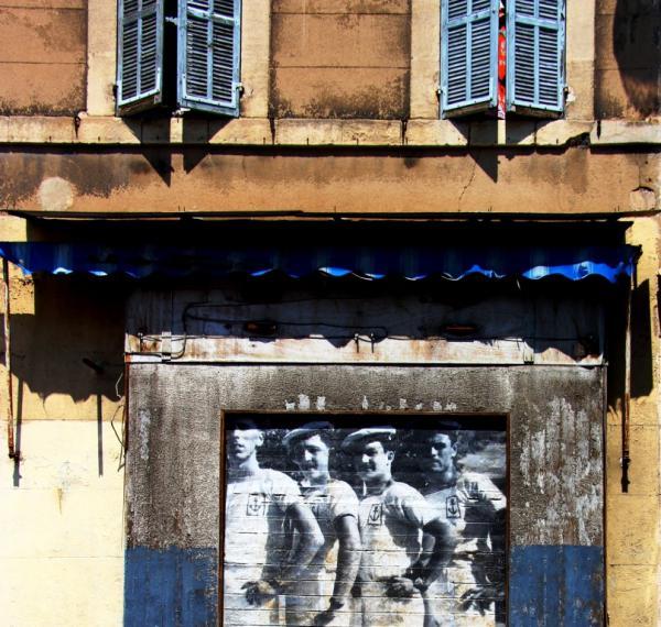 Ohé matelot ! - Marseille 2013