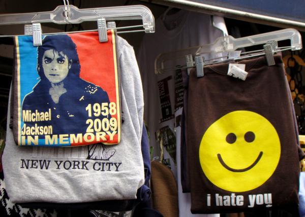 Cette année là - New-York 2009